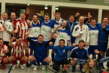 FC TuRa und SuS Rünthe Bergkamener Stadtmeister