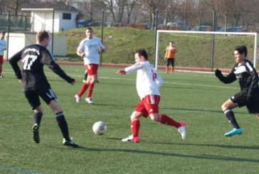 Miniprogramm am 18. Spieltag der Bezirksliga