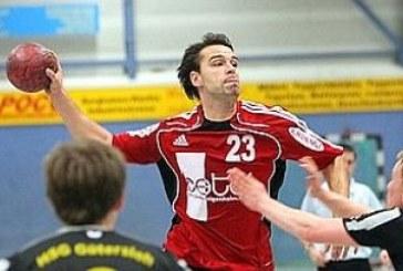 Wichtige Spiele für heimische Handball-Teams