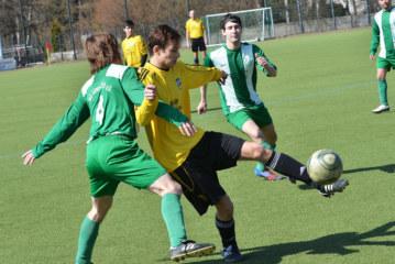 Fußball-Kreisliga A2: Oberaden nimmt auch Hürde Fröndenberg