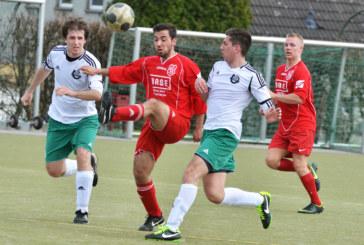 Fußball-Kreisliga A2: Massen feiert 7:2-Kantersieg in Lünern