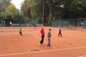 Grün-Weiß Unna spielt Tennis