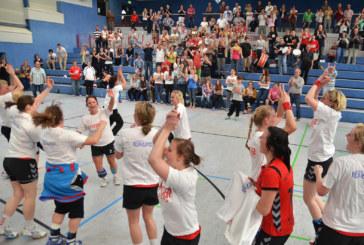 HC TuRa Bergkamen jubelt: Fortan spielen zwei Teams in der Oberliga