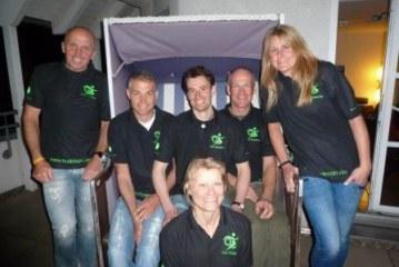 Hartmann-TVG-Triathlon-Team mit Schlammschlacht und Spaßfaktor
