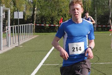 Mitglieder vom Lauf Team Unna bei Mai-Läufen am Start