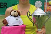 14. Internationale Westfälische Tennis-Meisterschaften: Tayisiya Morderger erreicht das Finale der Juniorinnen