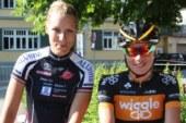 Sturz bringt Charlotte Becker um alle Siegchancen in Bochum