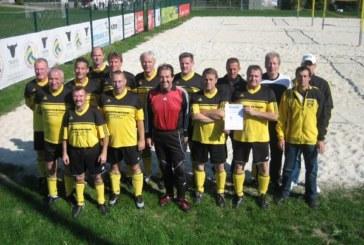 SC Bielefeld siegt beim Krombacher Ü50 Westfalen Cup