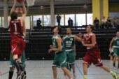 Basketball: Ersatzgeschwächter TVU bietet Topteam eine Halbzeit Paroli
