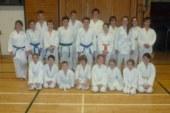 Prüfung mit Hindernissen beim Nippon-Karate-Sport Unna e.V.