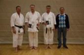 Neue Dan-Träger für den Nippon-Karate-Sport Unna