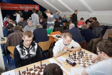 Schachspieler treffen sich traditionell zum Jahresende beim SV Unna