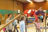 HSV verwandelt Hilgenbaumhalle in ein Spieleparadies