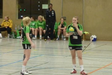 Weibliche C-Jugend des TVG Kaiserau gewinnt das Spitzenspiel gegen Hahlen