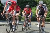Lucas Liß beim belgischen Rad-Klassiker im Vorderfeld