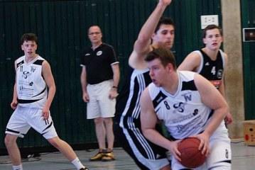 TVU-Basketballer machen es in der Verlängerung