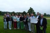 Krebshilfeturnier beim Golf Club Unna-Fröndenberg spielt 6000 Euro ein