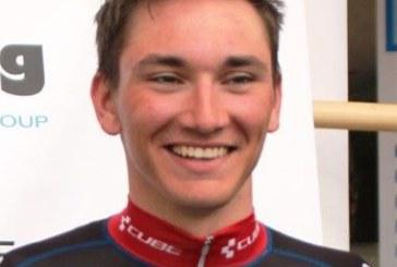 Lucas Liß mit Medaillenchancen bei der EM