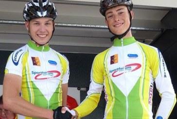 Jan Tschernoster und Aaron Grosser international erfolgreich