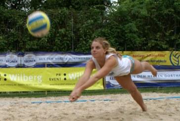 Top-Teams beim Saison-Highlight: Westdeutsche Kronen Mixed Meisterschaften in Holzwickede