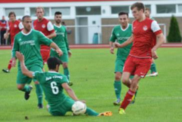 Türkkans Treffer beschert TuRa einen Punkt
