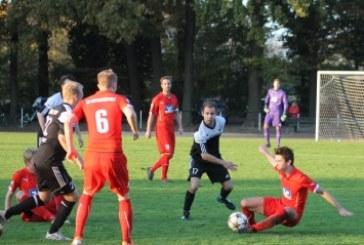 SpVg. verliert 0:1 bei Tabellenführer Rhynern