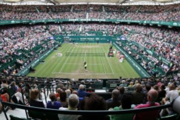 Gerry Weber Open: Champions Trophy mit Chang, Leconte, Kerber und Lisicki – Gewinnspiel