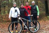 Hartman Triathlon Team Zweiter in der Teamwertung beim Cross-Duathlon in Haltern