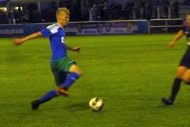 Sebastian Hahne schockt Oberligisten in der Schlussminute