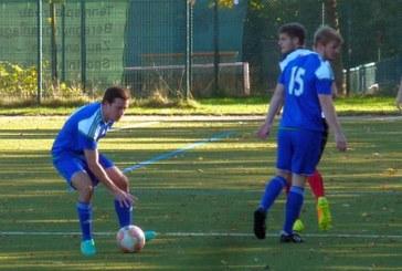 1:1 der HSC-Reserve gegen Eintracht Dortmund ein Lichtblick