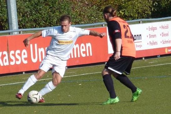Fußball-Kreisliga A2: Bork mit glücklichem Sieg gegen Massen
