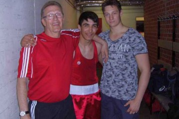 Aram Abrahamyan mit Punktsieg Kreismeister