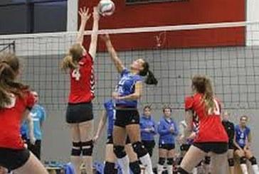Bönener Volleyballerinnen machen es spannend