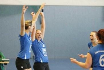 Bönener Volleyball-Damen sind in der Verbandsliga angekommen