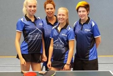 GSV und DJK belegen die Plätze eins und zwei in der Tischtennis-NRW-Liga