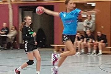 Start-Ziel-Sieg für die weibliche C-Jugend des Königsborner SV