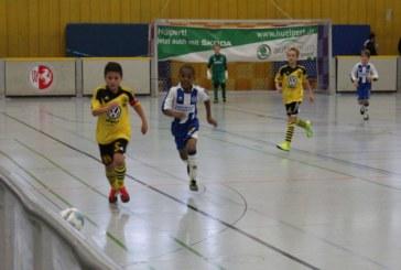Wieder hochkarätiger Juniorenfußball am Wochenende in den Hellwegsporthallen