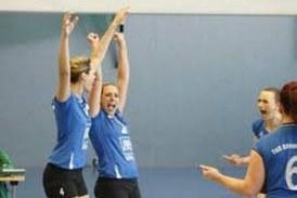 Königsborner Volleyball-Männer müssen Tabellenführung abgeben