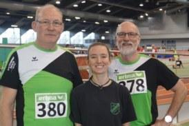 Drei VfL-Athleten bei den NRW-Senioren-Hallenmeisterschaften