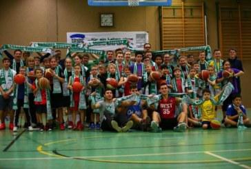 Erfolgreiches Jahr 2016 der Kaiserauer Basketball-Jugend