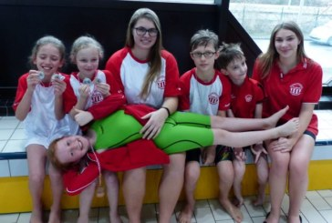 Nachwuchsschwimmer holen 21 Medaillen für die Wasserfreunde TuRa Bergkamen