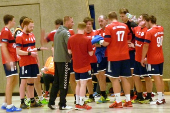 Handball-Bezirksliga: VfL Kamen und HC Heeren wehren sich