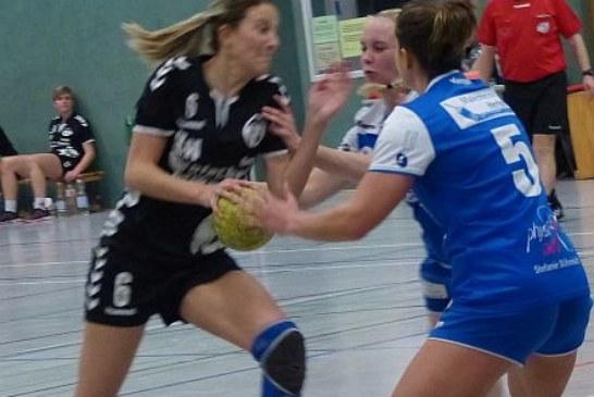 HC TuRa-Frauen mit Start-Ziel-Sieg