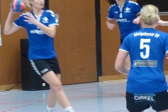 Unnötige Niederlage der Königsborner Oberliga-Damen