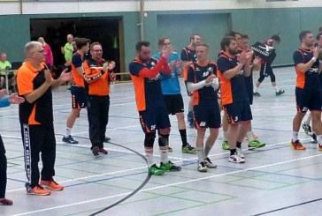 """Handball-Bezirksliga: HC Heeren und SG Massen Derbysieger – Overberge macht's """"mit einem"""""""