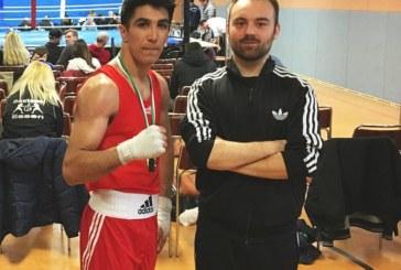 Aram Abrahamyan Box-Westfalenmeister