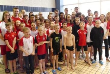 Erfolgreiches Frühjahrsschwimmfest der Wasserfreunde