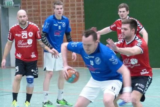 Spitzengruppe in der Handball-Kreisliga eng zusammen gerückt