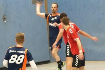 Handball-Bezirksliga: Vereine rechnen noch