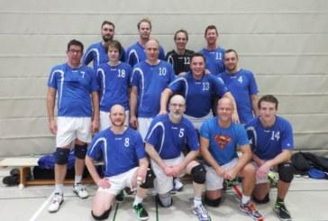KSV-Volleyballer dominierten das Kreisderby gegen Kaiserau